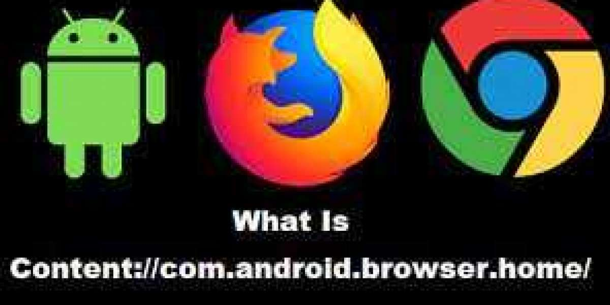 What is content://com.android.browser.home/and How to Set it